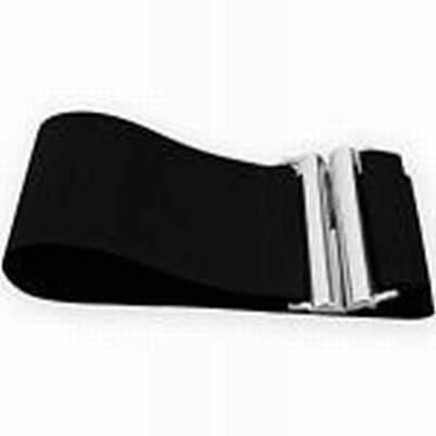 7c2c5011211 ceinture large femme blanche