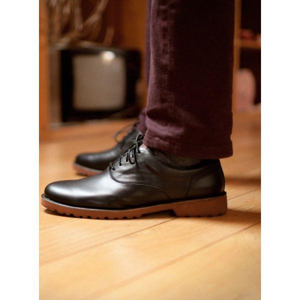 chaussure de ville noir garcon chaussure de ville ado. Black Bedroom Furniture Sets. Home Design Ideas