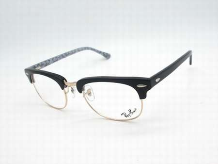 lunette de vue ray ban homme optical center