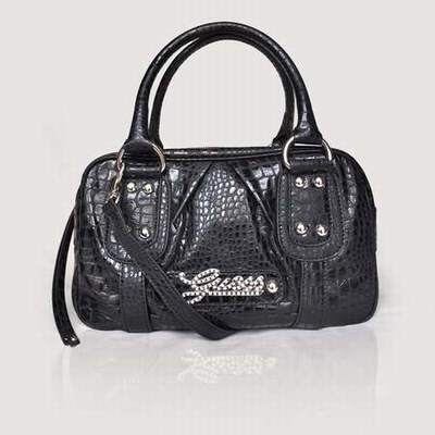 Privee Imitation Crocodile Noir Sac Guess sac Bleu sac Vente PXukZiOT